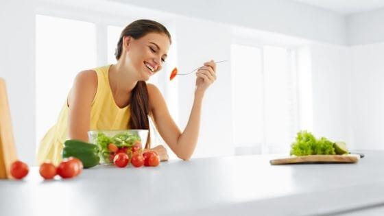 Alimentos para subir de peso en una semana
