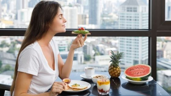 alimentos recomendados para adelgazar