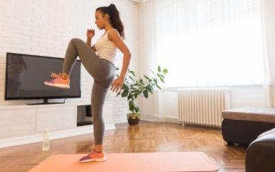 ¿Qué ejercicios en casa queman más calorías? ¡Los 8 mejores!