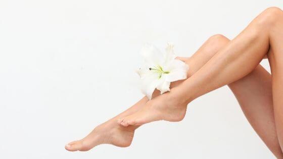 Tips para mantener hidratadas tus piernas