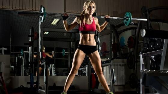 como hacer ejercicio para ganar peso