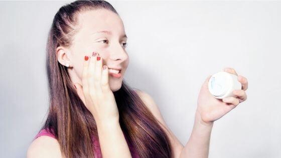 Como tener una piel adolescente perfecta
