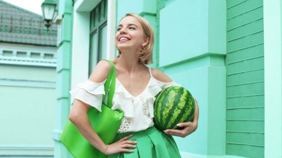 Prendas de color verde que no pueden faltar en tu armario