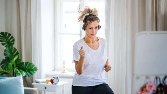 ejercicios aeróbicos para adelgazar las piernas