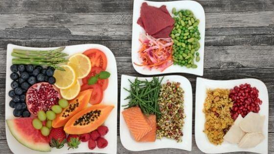 alimentos para adelgazar en un mes