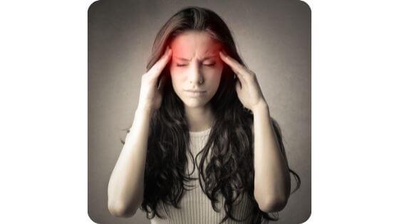 9 causas de los pinchazos en la cabeza