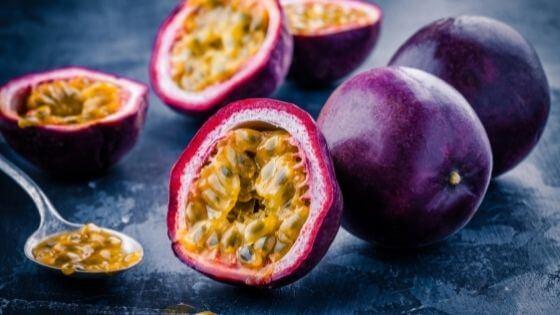 Fruta de la pasión de cristo