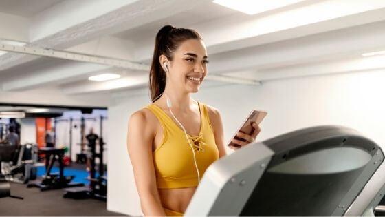 Haz ejercicio para adelgazar