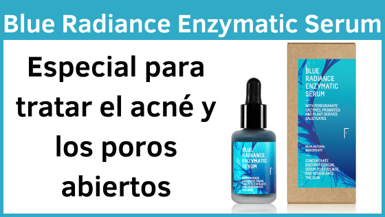 Blue Radiance Enzimatic Sérum