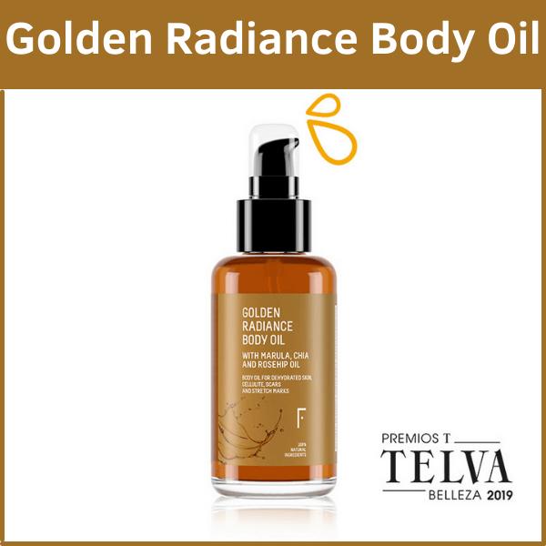 Aceite Freshly Golden Radiance